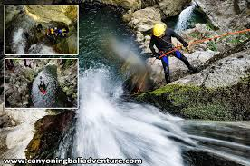 Canyoning In Bali Place
